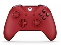 Геймпад Microsoft Xbox One S/X Wireless Controller (Red)