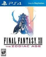 Игра Final Fantasy XII: the Zodiac Age (PS4)