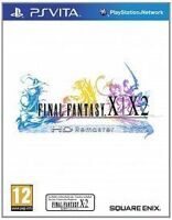 Игра Final Fantasy X/X-2 HD Remaster (PS Vita)