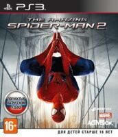 Игра The Amazing Spider-Man 2 (PS3)