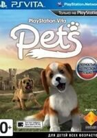 Игра PlayStation Vita Pet (PS Vita, русская версия)