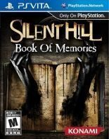 Игра Silent Hill: Book of Memories (PS Vita)