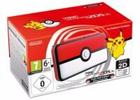 New Nintendo 2DS XL Poke Ball Editions