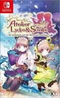 Игра Atelier Lydie & Suelle: The Alchemists and the Mysterious Paintings (Nintendo Switch)