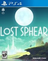 Игра Lost Sphear (PS4)
