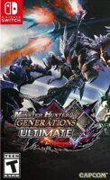 Игра Monster Hunter Generations Ultimate (Nintendo Switch)