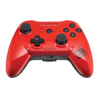 Геймпад Mad Catz C.T.R.L.R Mobile Bluetooth Gamepad (Gloss Red) (Android/PC)