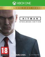 Игра Hitman: The Complete First Season Steelbook Edition (XBOX One, русская версия)