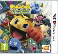 Игра Pac-Man & the Ghostly Adventures (3DS)