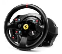 Руль Thrustmaster T300 Ferrari GTE EU Version (с педалями) (PS4/PS3/PC)