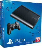 Sony PlayStation 3 Super Slim (500GB) (CECH-4308A)