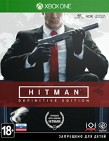 Игра Hitman: Definitive Edition (XBOX One, русская версия)