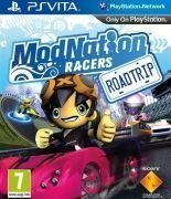 Игра ModNation Racers: Road Trip (PS Vita, русская версия)