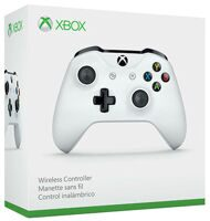 Геймпад Microsoft Xbox One S/X Crete Wireless Controller (белый)