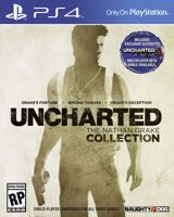 Игра Uncharted: The Nathan Drake Collection (PS4, русская версия)