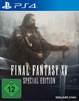 Игра Final Fantasy XV Special Edition (PS4, русская версия)