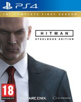 Игра Hitman: The Complete First Season Steelbook Edition (PS4, русская версия)