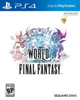 Игра World of Final Fantasy (PS4)