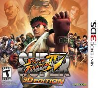 Игра Super Street Fighter IV: 3D Edition (3DS)