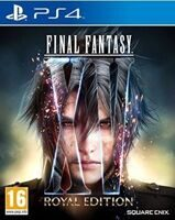 Игра Final Fantasy XV Royal Edition (PS4, русская версия)