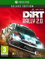 Игра Dirt Rally 2.0 Deluxe Edition (XBOX One, русская версия)
