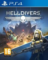 Игра Helldivers: Super-Earth Ultimate Edition (PS4, русская версия)