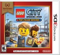 Игра Nintendo Selects LEGO City Undercover: The Chase Begins (3DS)