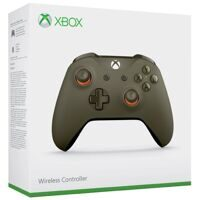Геймпад Microsoft Xbox One S Wireless Controller Bluetooth 3.5 Green/Orange (XBOX One S)