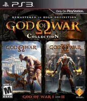 Игра God of War Collection (PS3, русская версия)