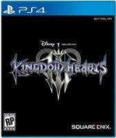 Игра Kingdom Hearts 3 (PS4)