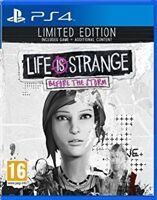 Игра Life is Strange: Before the Storm (PS4)