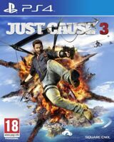 Игра Just Cause 3 (PS4, русская версия)