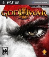 Игра God of War 3 (PS3, русская версия)