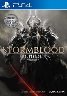 Купить Игру Final Fantasy XIV: StormBlood для PS4