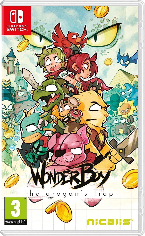 Arc System Works Игра Wonder Boy: The Dragon Trap (Nintendo Switch)