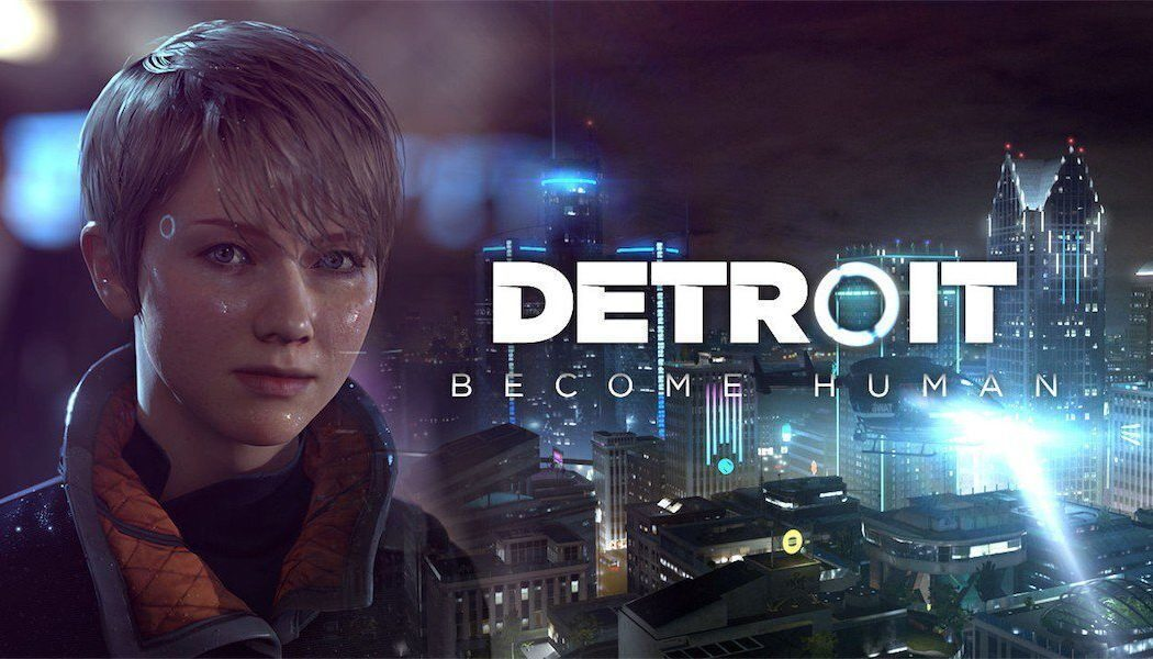 Detroit: Become Human уже в наличии для PlayStation 4!