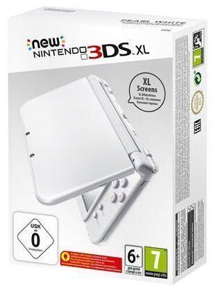 New Nintendo 3DS XL (Жемчужно-белый)