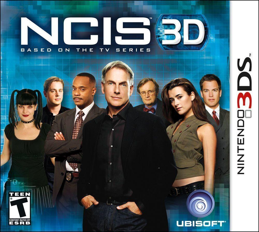 Nintendo Игра NCIS (3DS)