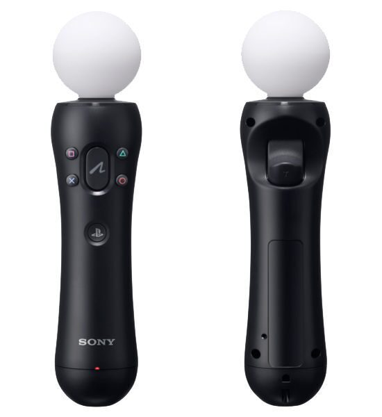 Sony Computer Entertainment Контроллер PlayStation Move Motion Controller OEM (PS4)
