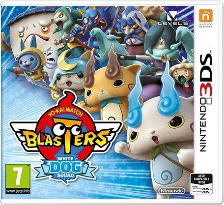 Nintendo Игра YO-KAI WATCH BLASTERS: White Dog Squad (3DS)