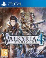 Игра Valkyria Chronicles 4 (PS4)