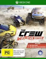 Игра The Crew: Wild Run (XBOX One, русская версия)