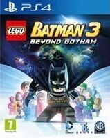 Игра LEGO Batman 3: Beyond Gotham (PS4)