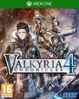 Игра Valkyria Chronicles 4 (XBOX One)