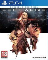 Игра Left Alive (PS4)