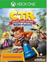 Игра Crash Team Racing Nitro-Fueled (XBOX One)