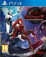 Игра Deception IV: The Nightmare Princess (PS4)