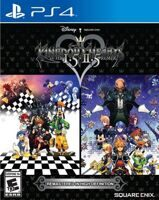 Игра Kingdom Hearts HD 1.5 2.5 ReMIX (PS4)
