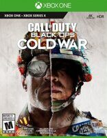 Игра Call of Duty: Black Ops Cold War (XBOX One, русская версия)