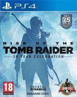 Игра Rise of the Tomb Raider: 20 Year Celebration (PS4, русская версия)